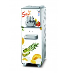 Icetech Euro Softicemaskine